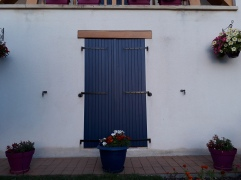 Porte fenêtre fermée URANUS